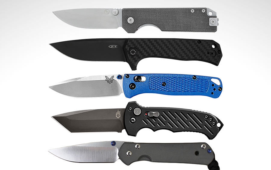 Reader's Choice: 5 Knives EDCers Want