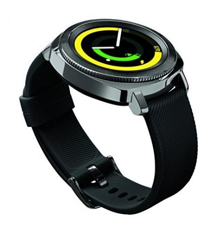 Samsung Gear Sport Smartwatch, Black (SM-R600NZKAXAR ...