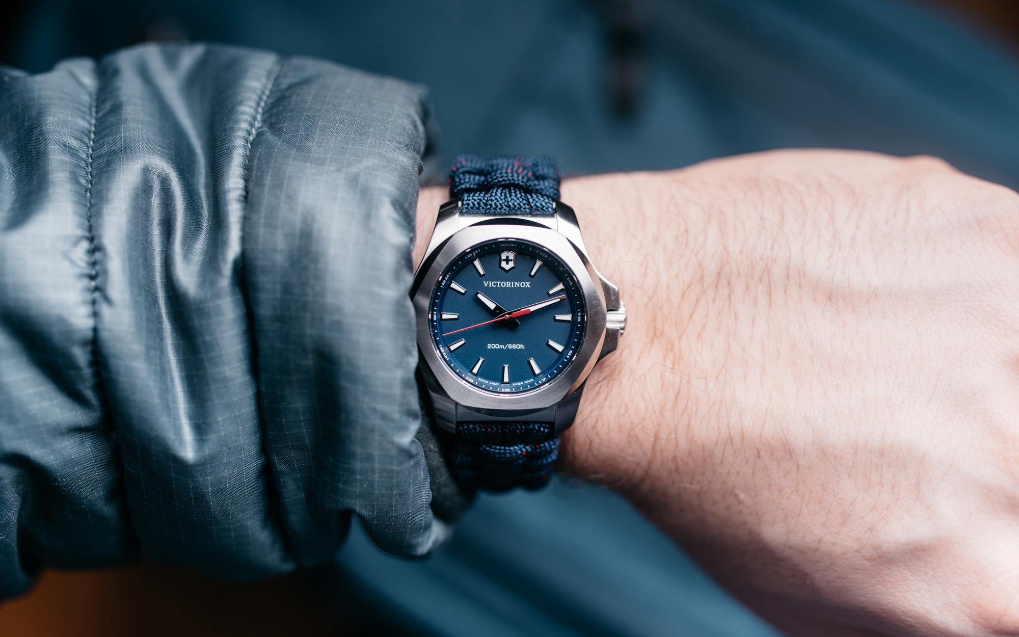 Victorinox I.N.O.X. V 37mm Watch