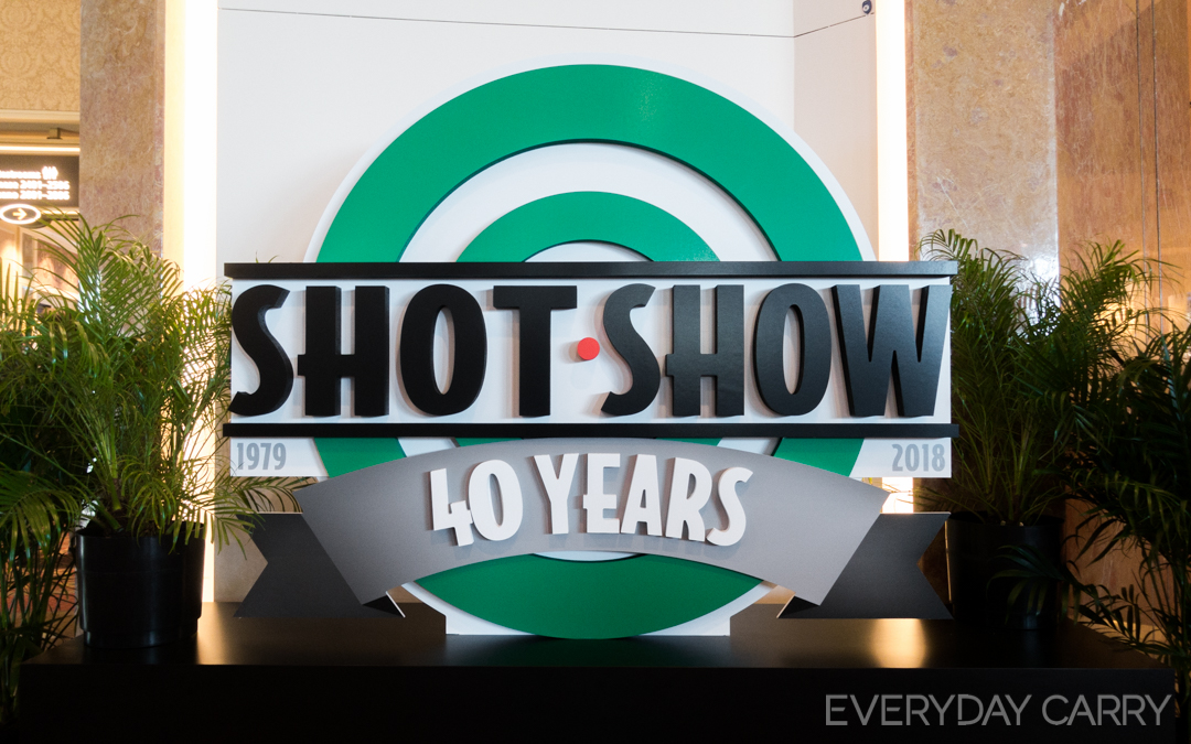 The Best New EDC Gear from SHOT Show 2018