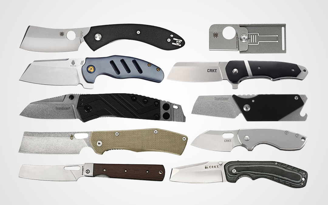 The Best Pocket Cleaver Knives for EDC in 2020