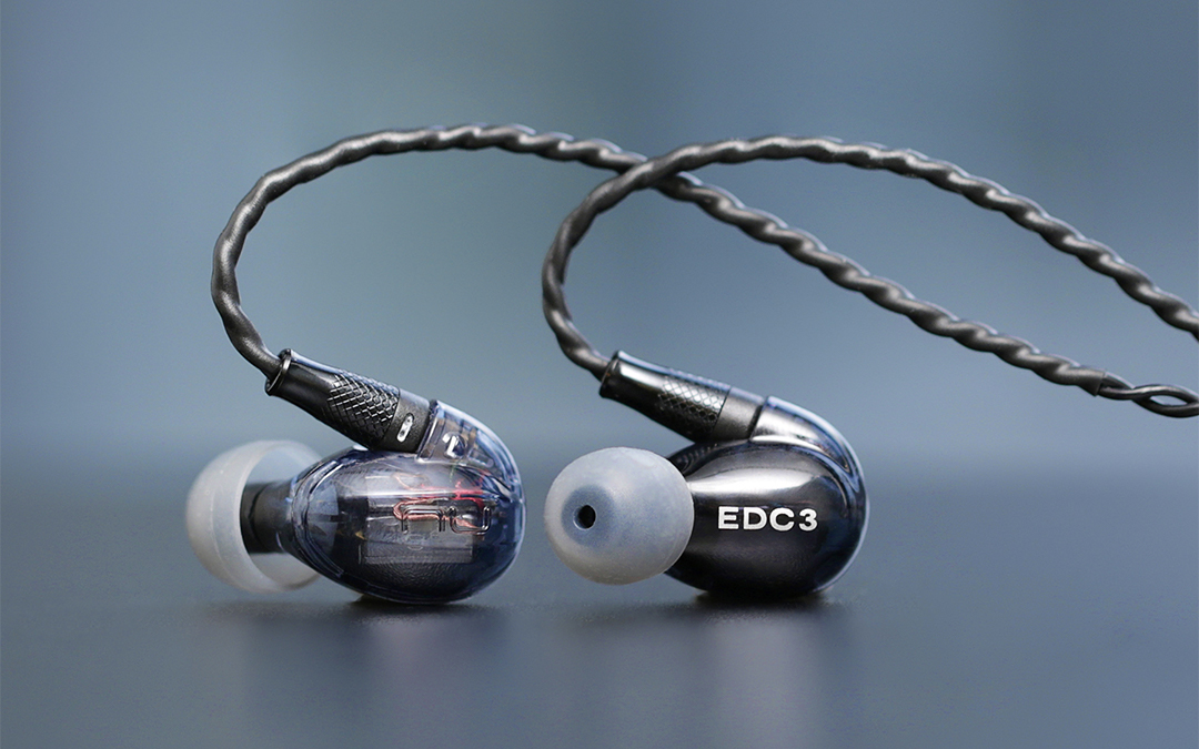 Kết quả hình ảnh cho Massdrop x NuForce EDC3 In-Ear Monitors review: Comfortably neutral sound