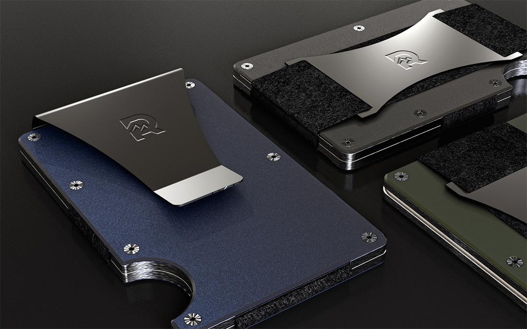 5 Color-Themed Ridge Wallet EDCs