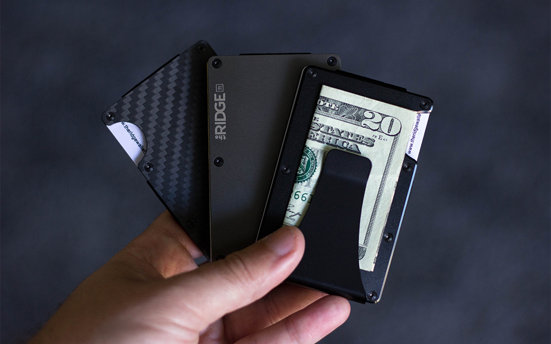 How to Choose the Best Ridge Wallet for Your EDC