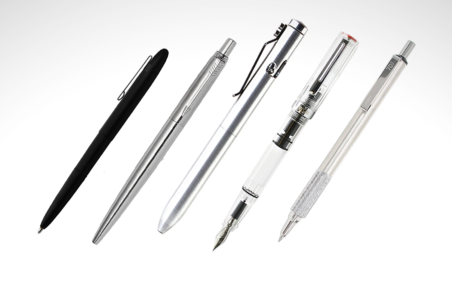 Reader's Choice: 5 Excellent EDC Pens