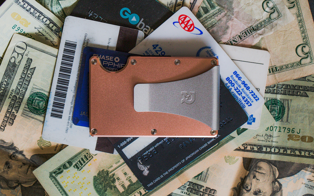 5 Tips for Spring Cleaning Your EDC Wallet
