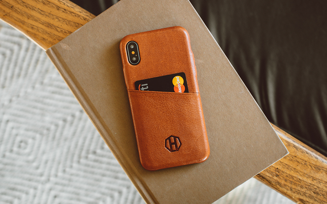 Haxford Leather iPhone Cases