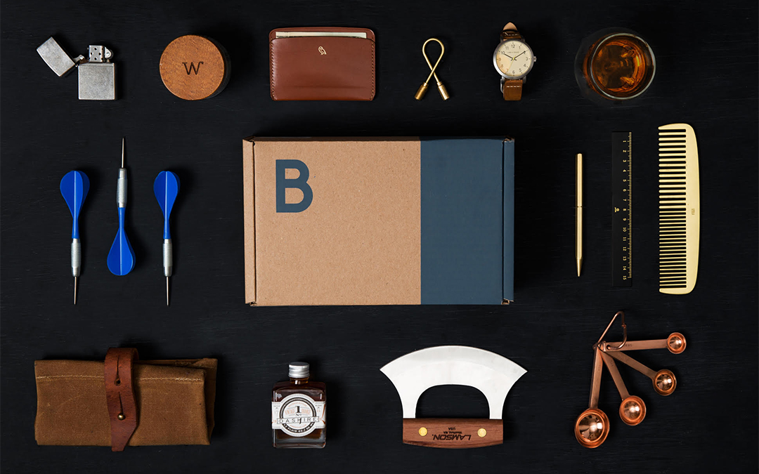 Bespoke Post Curated Gear Boxes