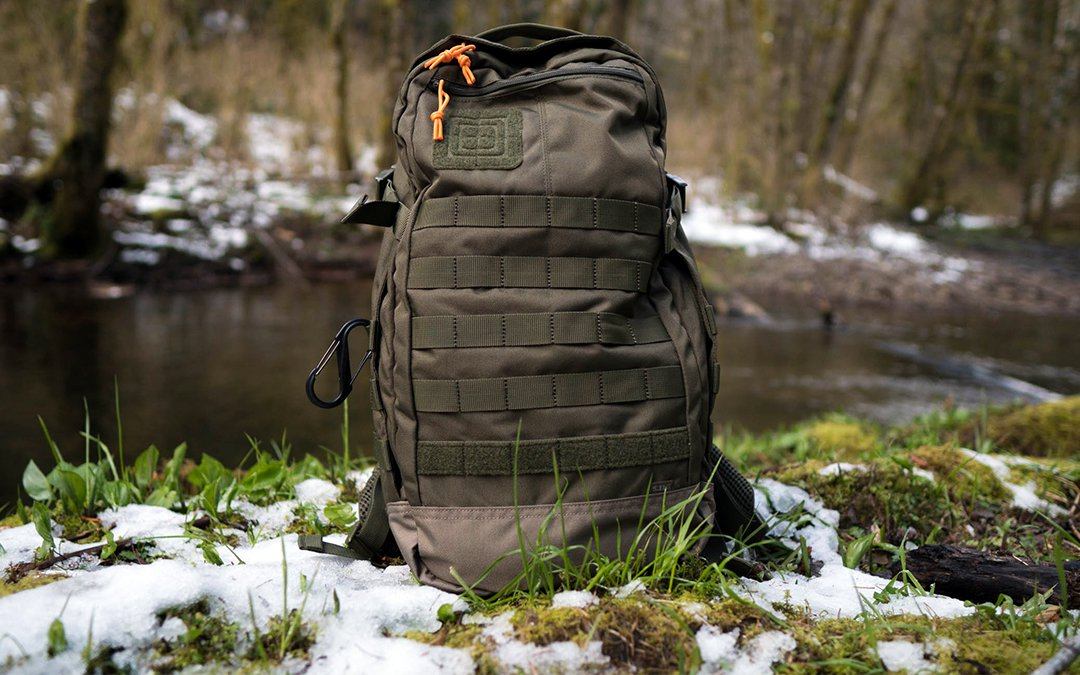 Giveaway: Win a 5.11 Tactical Rapid Origin Pack!
