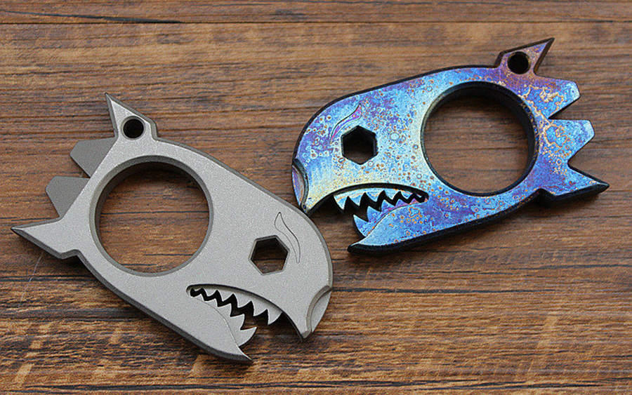Titanium Shark Multitool