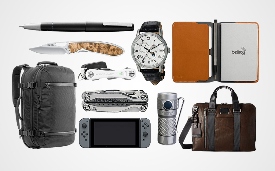 10 EDC Graduation Gift Ideas