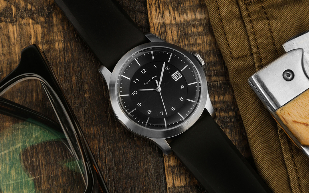 Centric Instruments Lightwell Watch