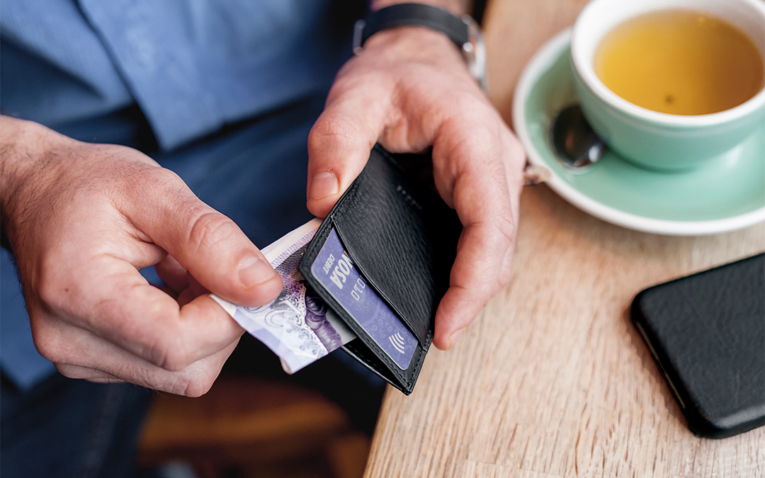 Nodus Compact Card Wallet