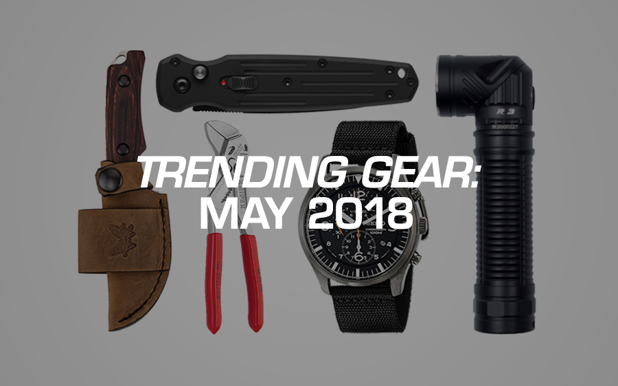 Trending Gear: May 2018