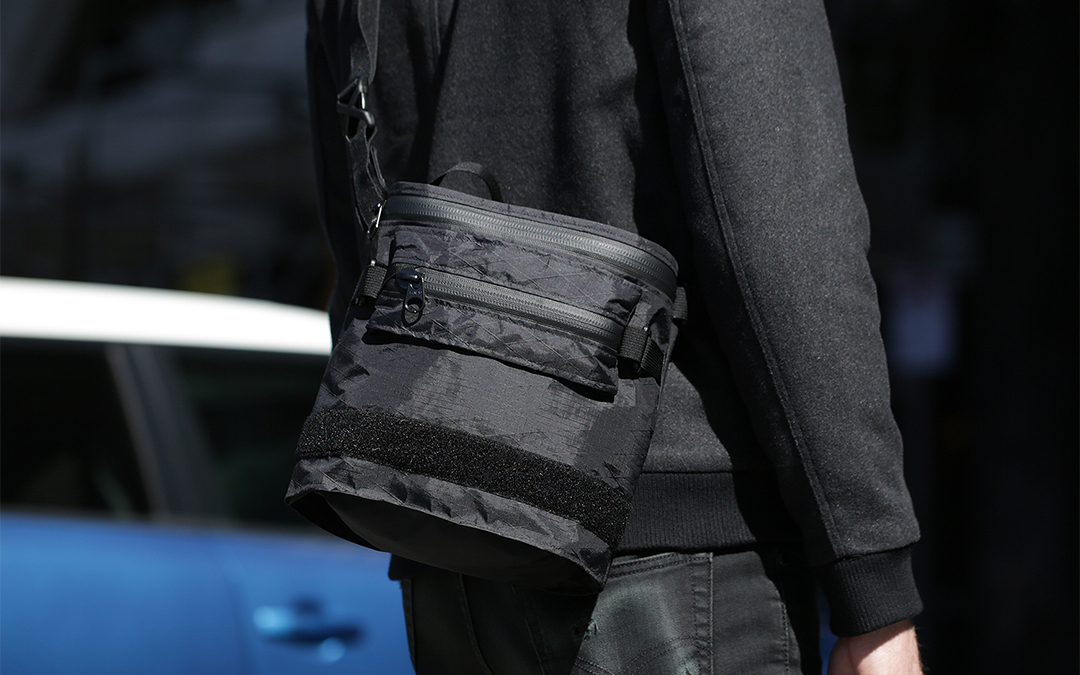 Massdrop x Intern Weatherproof Modular Carry Pouches