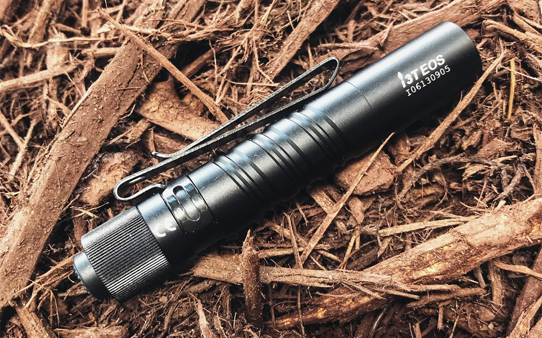 Olight i3T EOS Flashlight