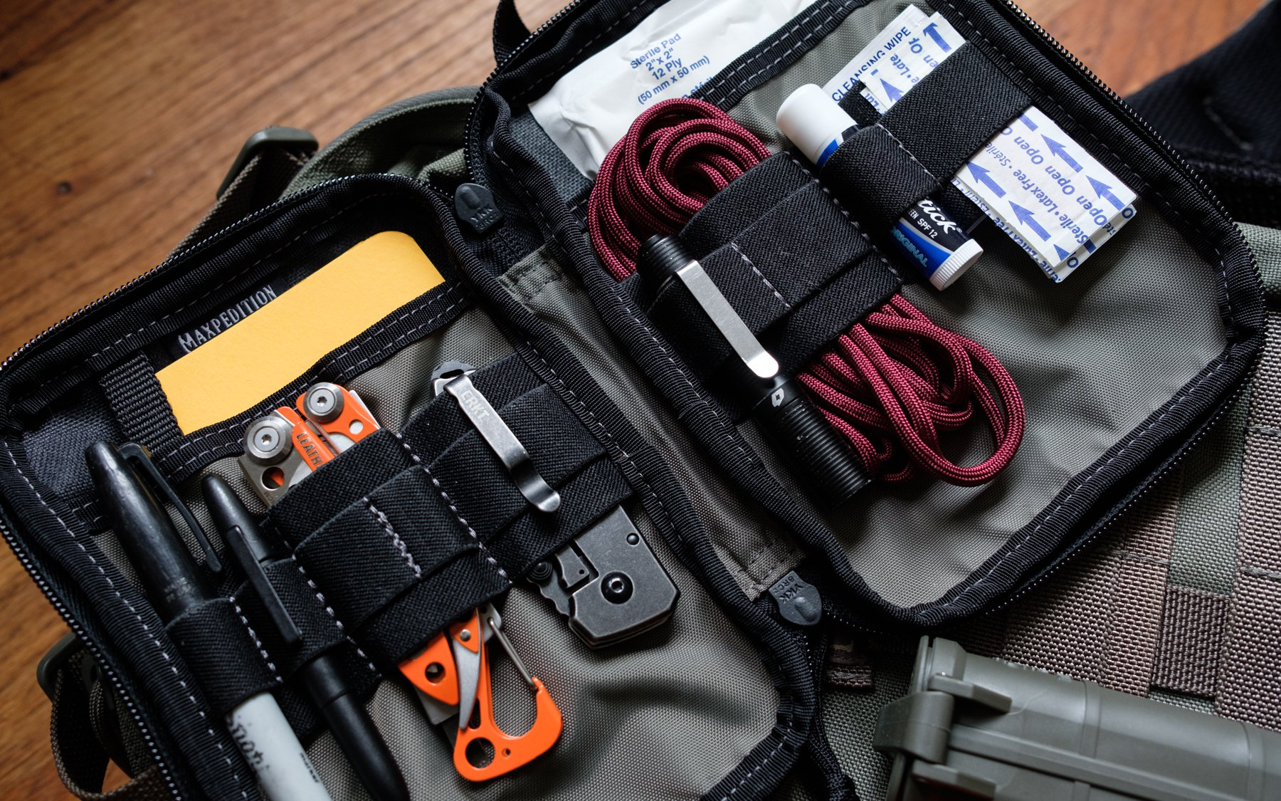 What Are Your Favorite Features in an EDC Pouch?