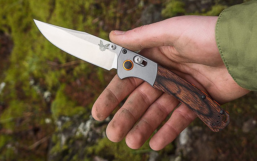 Benchmade Mini Crooked River | Everyday Carry