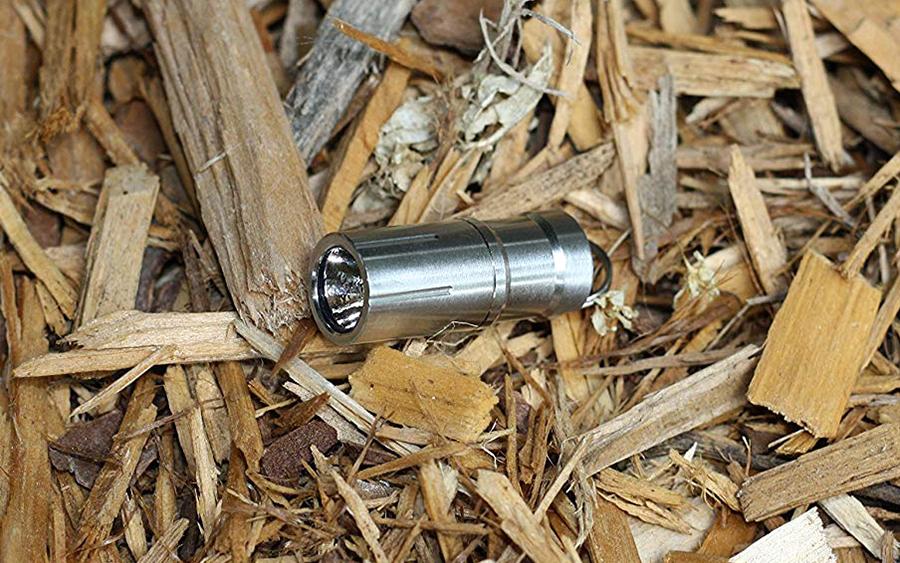 Maratac Peanut LED Flashlight