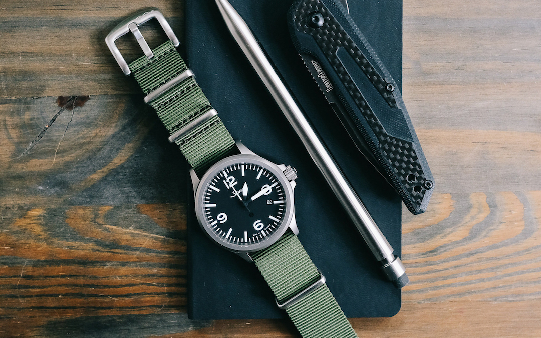 The Best Watch Straps for EDC in 2018