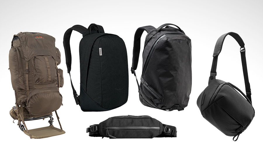 Staff Picks: 5 EDC Bags We Want in 2018