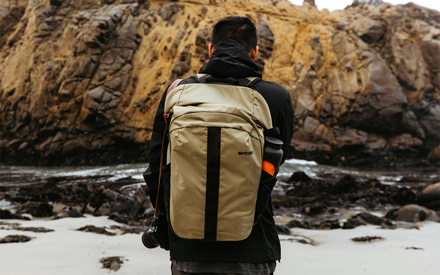 Incase AllRoute Rolltop Backpack