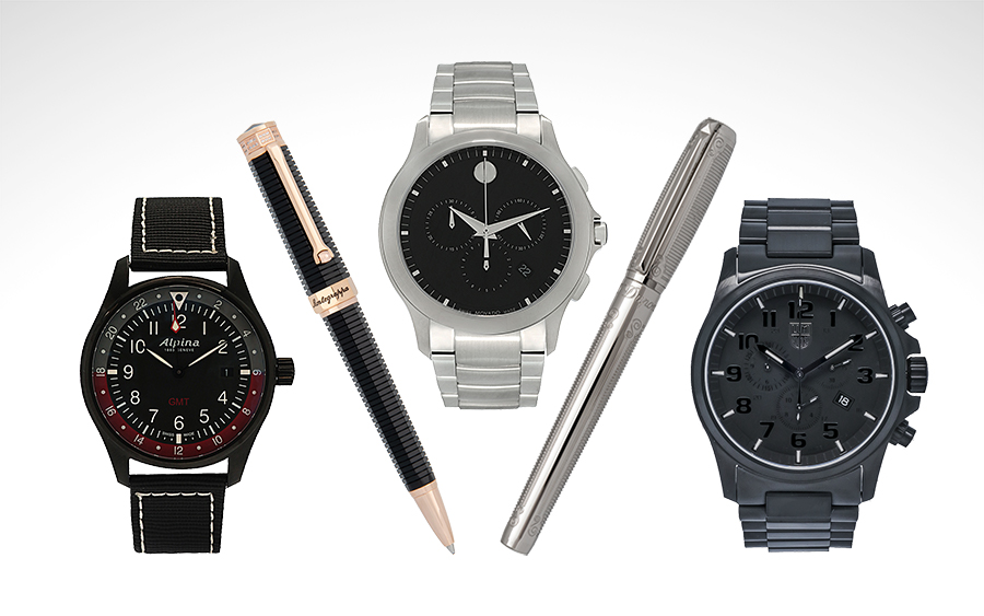 ShopWorn Discounted Luxury Watches, Pens and Gear