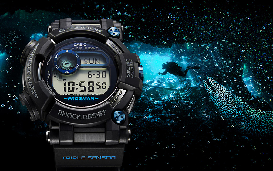 Casio G-Shock Frogman