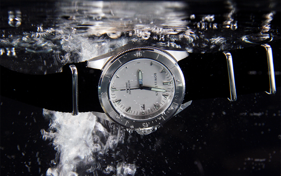 Bow & Stern: The Abyss Dive Watch Collection