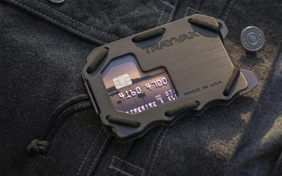 Trayvax OG 2.0 Wallet
