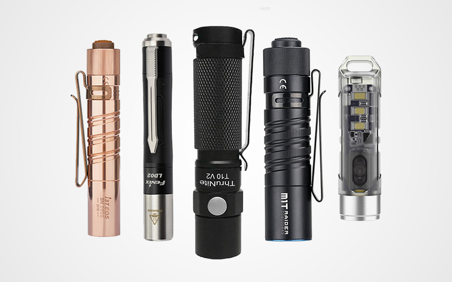 5 Best EDC Lights Under $50 in 2018