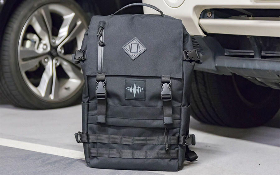 Fixsolve NASH Backpack