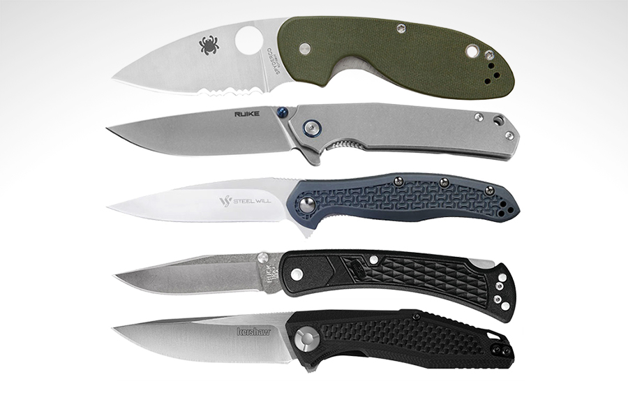 5 Best New EDC Knives Under $50 in 2018