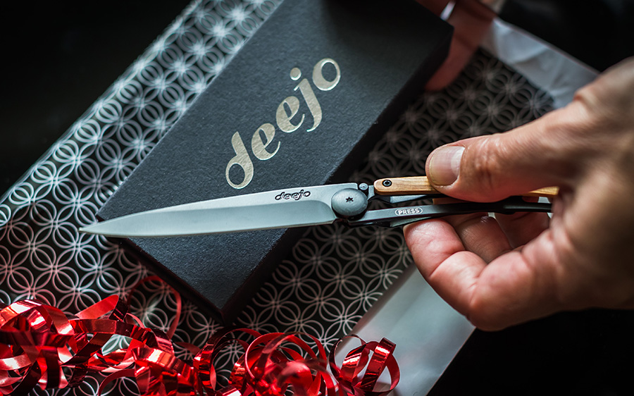 Deejo Customizable Knives