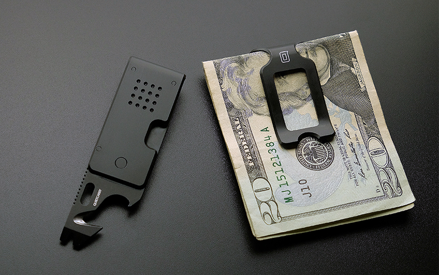 QuietCarry MARQ Multi-functional Moneyclip