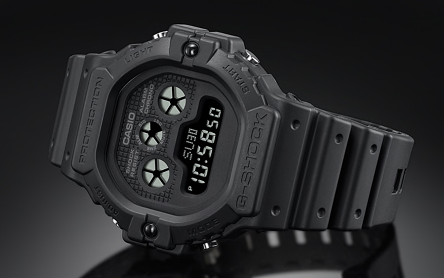 Casio G-Shock DW-5900BB-1 Blackout