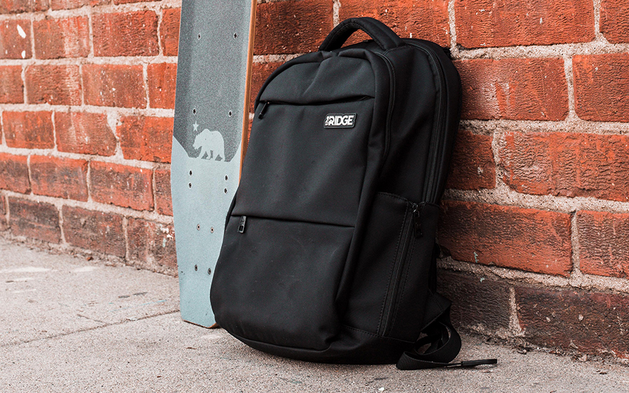 Ridge Commuter Backpack and Card Case