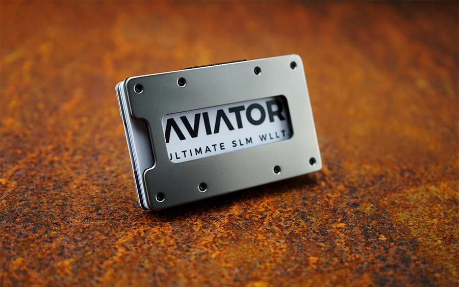 Aviator Wallet Titan One Rugged Edition