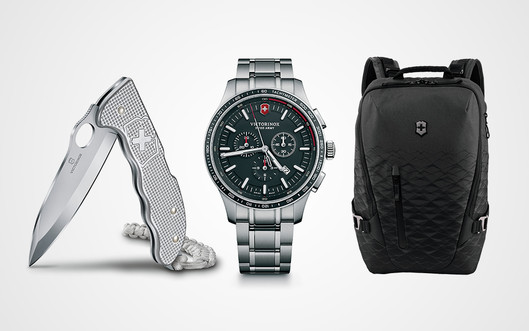 3 Awesome New EDC Essentials from Victorinox Swiss Army