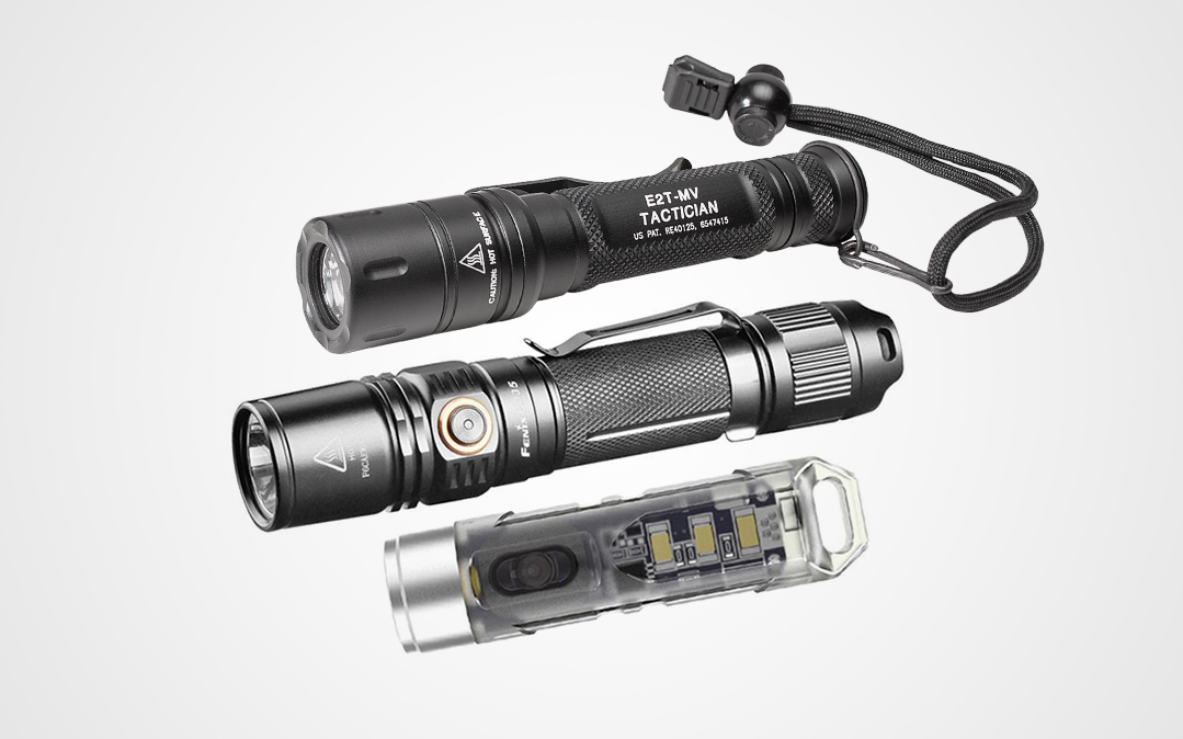 Readers' Choice: Top 3 EDC Flashlights in 2018