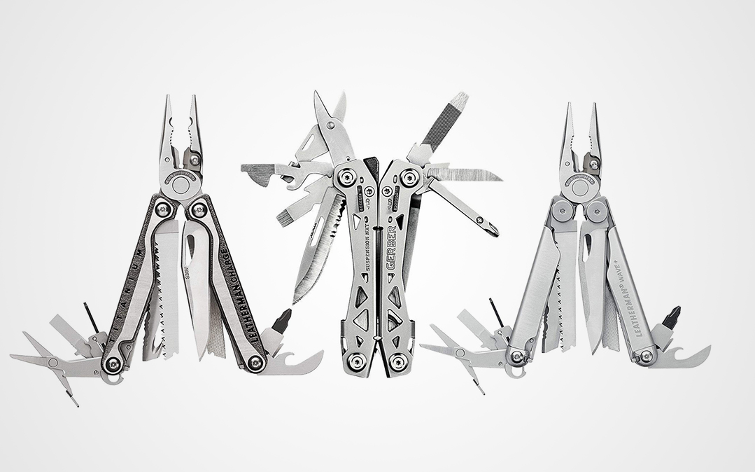 Readers' Choice: Top 3 EDC Multi-tools in 2018