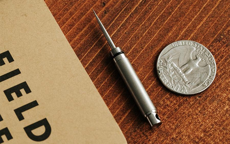 TiPick Micro Titanium Toothpicks