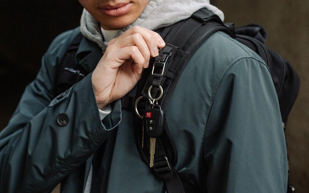 DSPTCH Fidlock Keychain Set