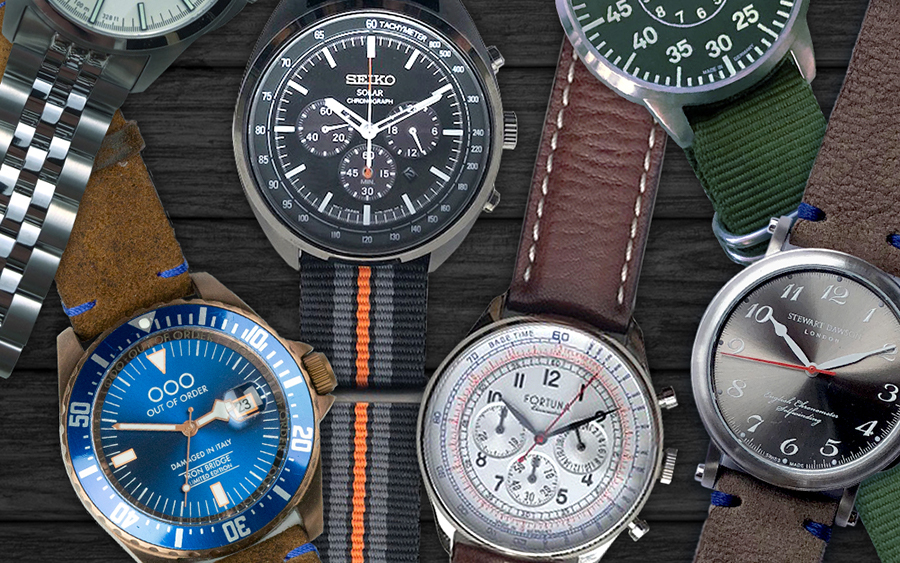 Discover New Watches with Watch Gang
