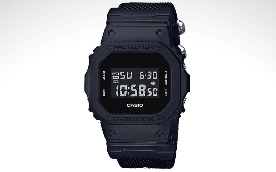 Casio G-Shock DW5600BBN