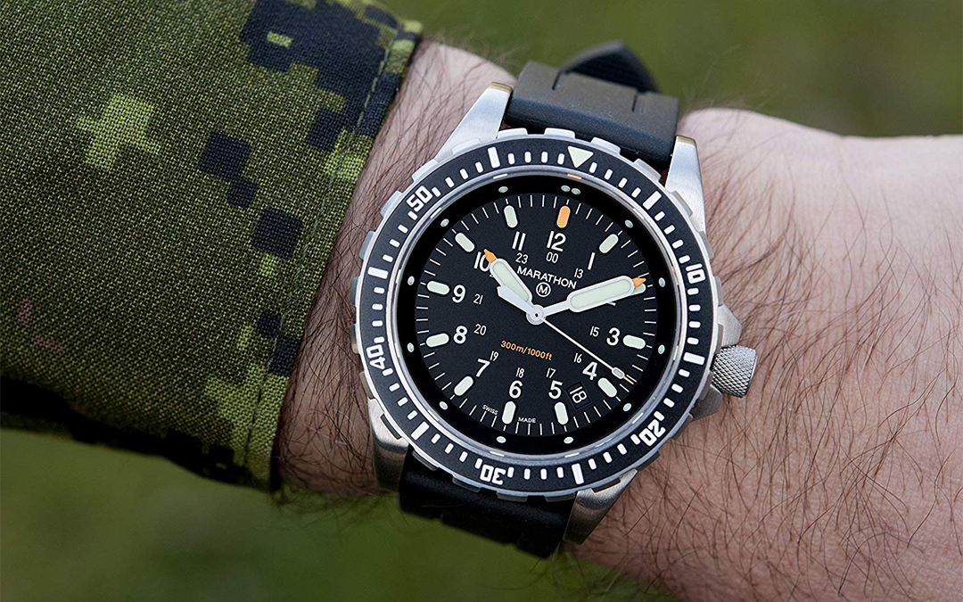 Best Tactical Watches in 2019