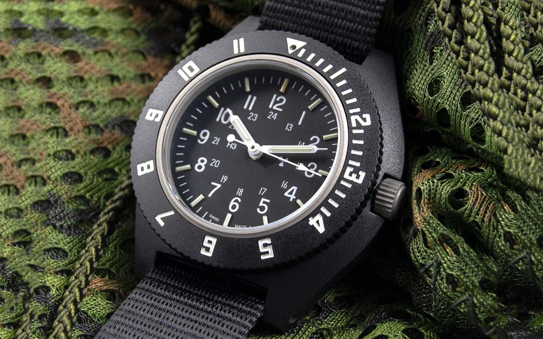 Marathon Navigator Tactical Watch