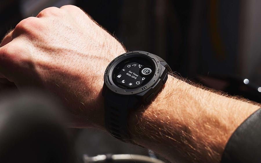 Garmin Instinct Tactical Watch