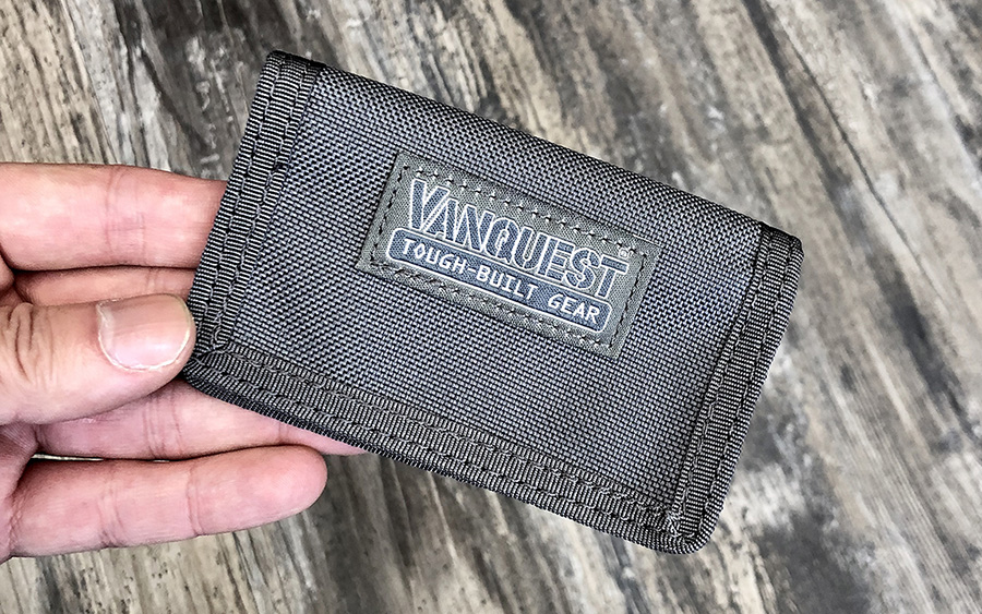 Vanquest Vault Gen-3 Wallet