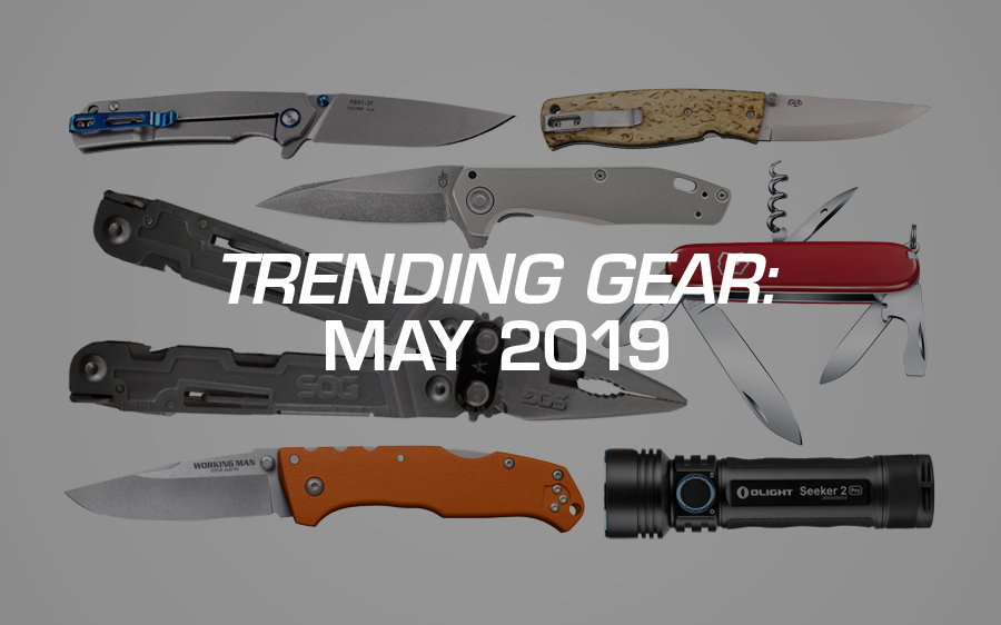 Trending Gear: May 2019
